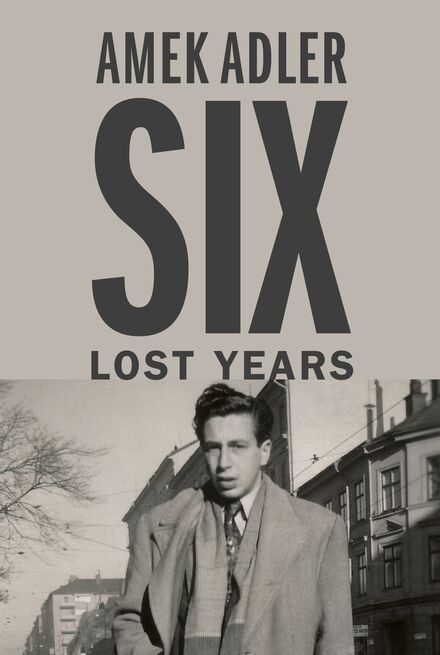 Book Cover of Six Lost Years