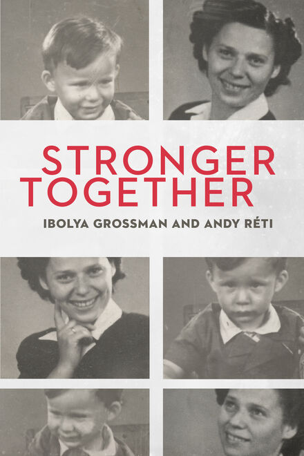 Book Cover of Stronger Together