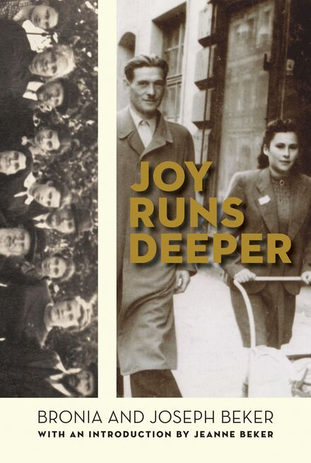 Book Cover of Joy Runs Deeper