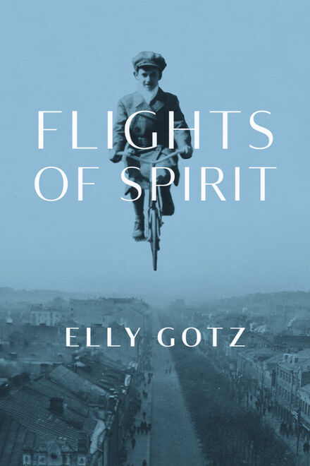 Book Cover of Flights of Spirit