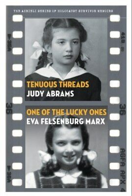 Book Cover of Tenuous Threads/One of the Lucky Ones