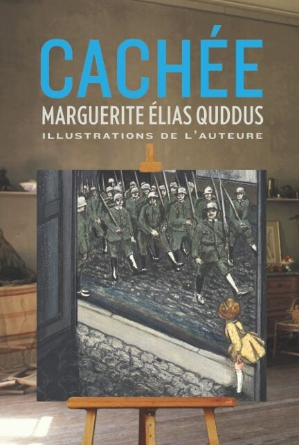 Book Cover of Cachée