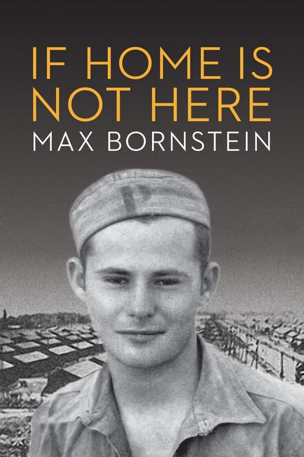 Book Cover of If Home Is Not Here