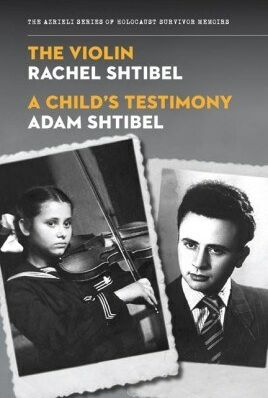 Book Cover of The Violin/A Child's Testimony