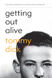Book Cover of Getting Out Alive