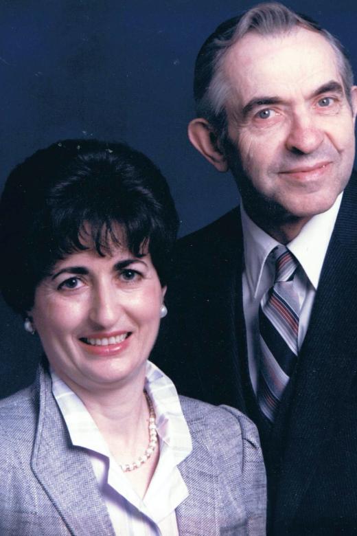 Yolanda and Joe Engel.