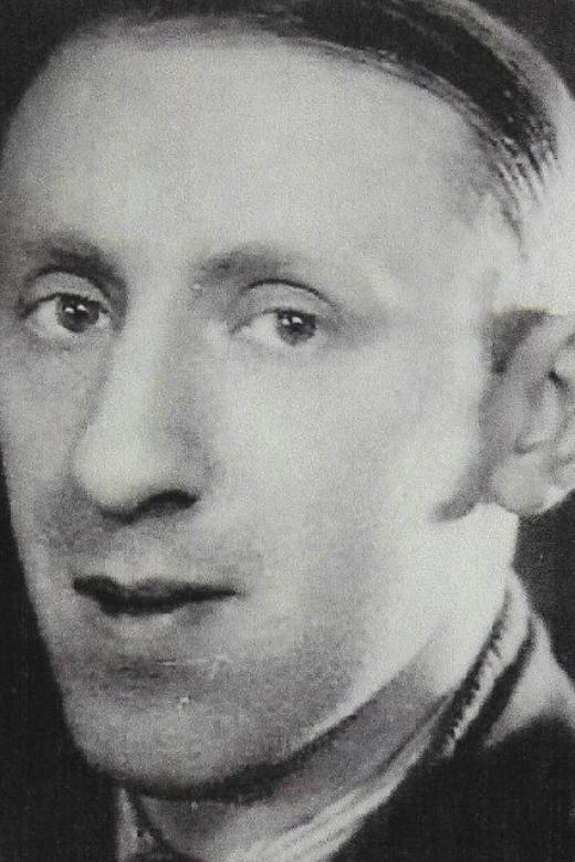 Denise's father, Michel Fikman, c. 1939.