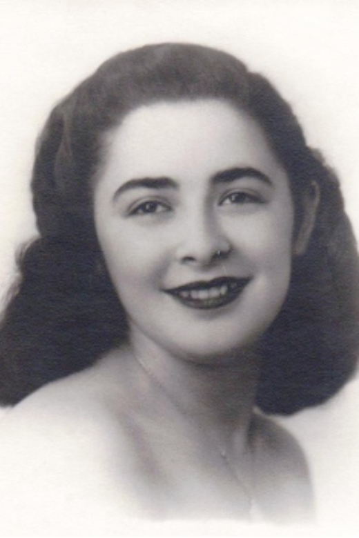 Helen at seventeen years old.